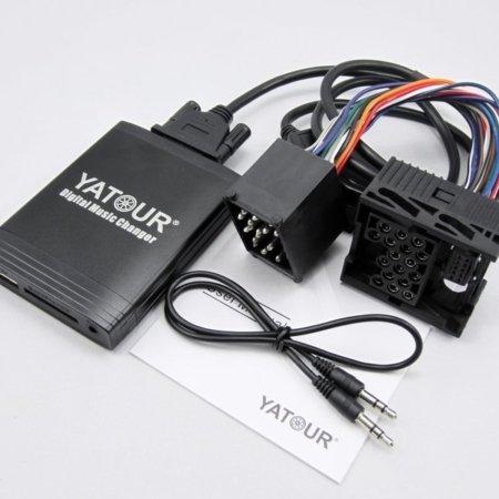 Адаптер USB MP3 Yatour YT M06 для BMW (BM1)