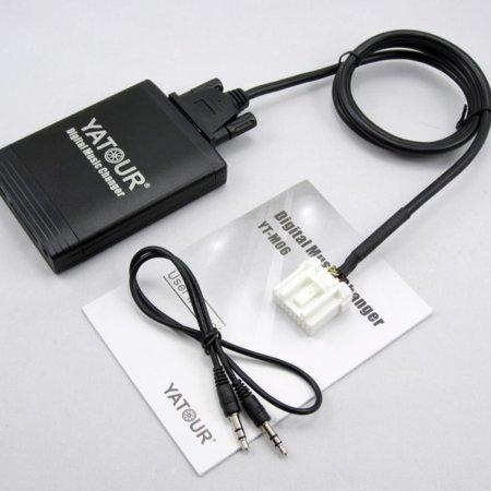 Адаптер USB MP3 Yatour YT M06 для Mazda (MAZ1)