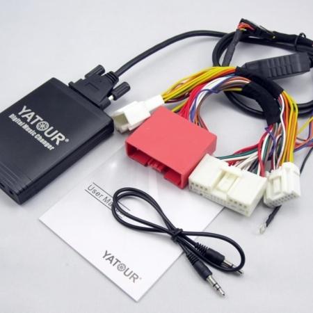 Адаптер USB MP3 Yatour YT M06 для Mazda (MAZ2)