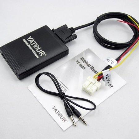 Адаптер USB MP3 Yatour YT M06 для Nissan (NIS)