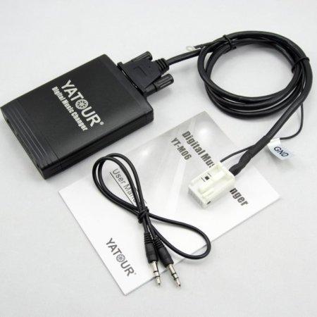 Адаптер USB MP3 Yatour YT M06 для Volkswagen Audi Skoda (12pin)