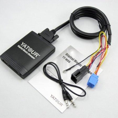 Адаптер USB MP3 Yatour YT M06 для Volkswagen Audi Skoda (8pin)