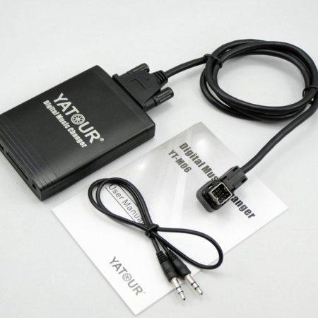 Адаптер USB MP3 Yatour YT M06 для Suzuki / Clarion