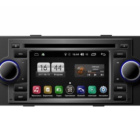 Штатная магнитола для Chrysler, Dodge, Jeep на Android FarCar s170 (L206)