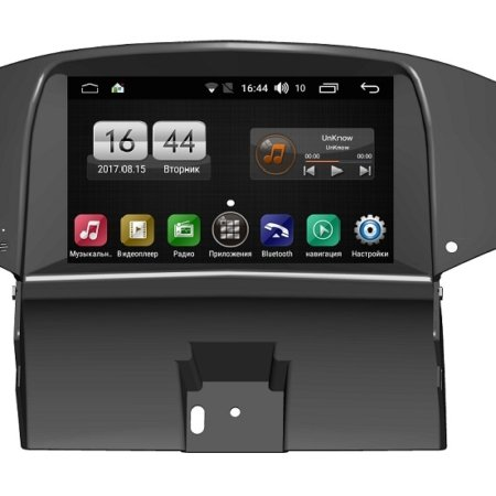 Штатная магнитола для Chevrolet Orlando на Android FarCar s170 (L155)