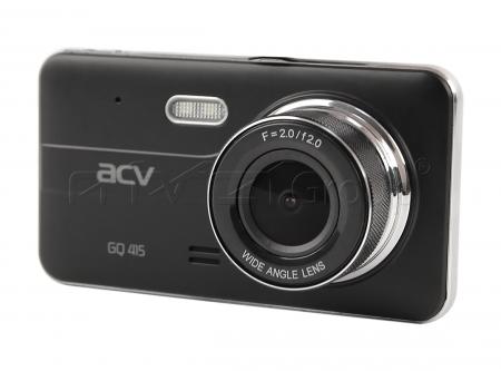 Видеорегистратор с 2 камерами ACV GQ 415