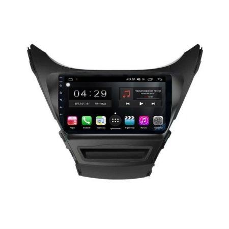 Штатная магнитола FarCar s300 для Hyundai Elantra на Android (RL360R)