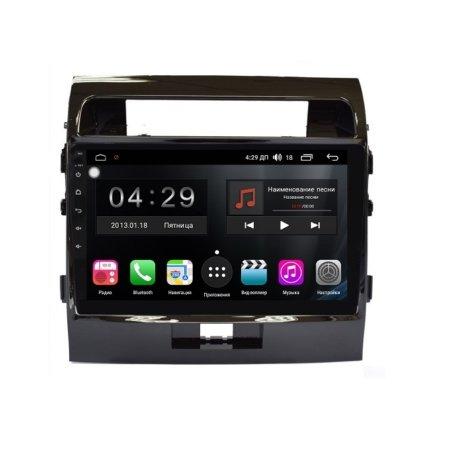 Штатная магнитола FarCar s300-SIM 4G для Toyota Land Cruiser 200 на Android (RG381R)