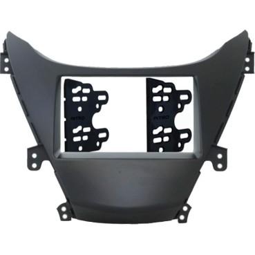 Переходная рамка для Hyundai Elantra 2011-2014 INTRO RHY-N36 2DIN
