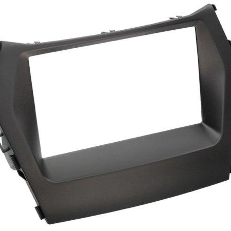 Переходная рамка для Hyundai Santa Fe 2012+ INTRO RHY-N41A 2DIN