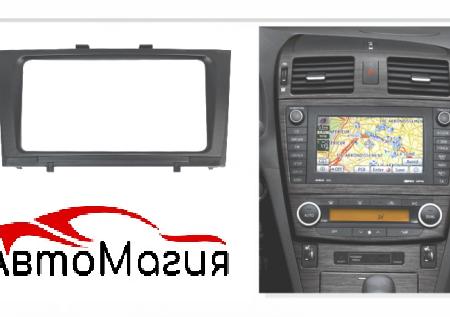Переходная рамка 2DIN для Toyota Avensis Е27 2009+ ACV PR34-1065