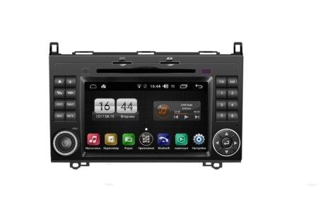 Штатная магнитола для Mercedes-Benz A ,B, Sprinter, Viano ,VW Crafter на Android FarCar s170 (L068)