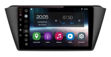 Штатная магнитола для Skoda Fabia на Android FarCar s200 (V2002R)