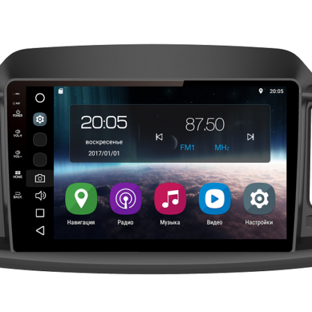 Штатная магнитола FarCar s200 для KIA Sorento Prime 2015+ на Android (V442R-DSP)