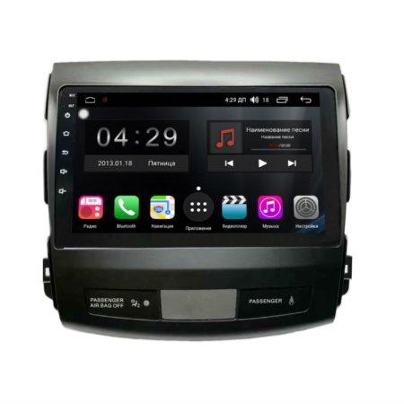 Штатная магнитола FarCar s300 для Mitsubishi Outlander XL,Citroen C-Crosser, Peugeot 4007 на Android (RL056R)