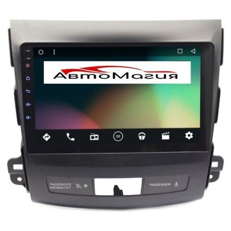 Штатная магнитола Mitsubishi Outlander XL Citroen C-Crosser Peugeot 4007 на Android AM-3052