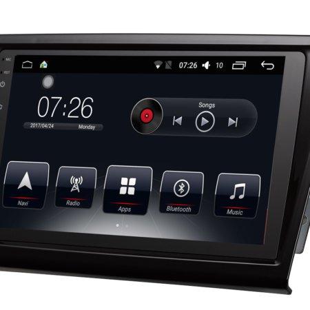 Штатная магнитола Carmedia T10-9074 для Skoda Rapid Android