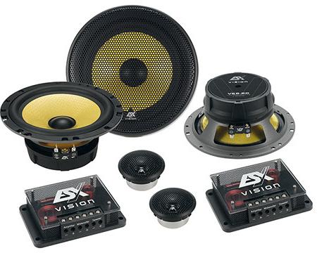 ESX VE6.2C 2-компонентная акустика