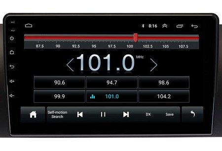 Штатная магнитола для BMW E38, E39, E53 WM AM-9162 Android