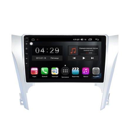 Штатная магнитола FarCar s300-SIM 4G дляToyota Camry 2012+ на Android (RG131R)