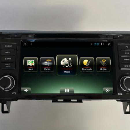 Штатная магнитола Carmedia U9-6085-T8 для Nissan Qashqai 2014+, X-Trail 2014+Android
