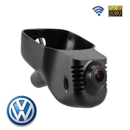 Штатный видеорегистратор Volkswagen Skoda c Wi-Fi Recxon Del-04
