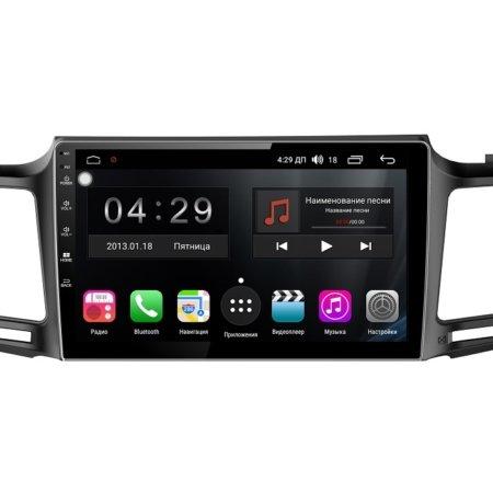 Штатная магнитола FarCar s300 для Toyota RAV-4 на Android (RL468R)