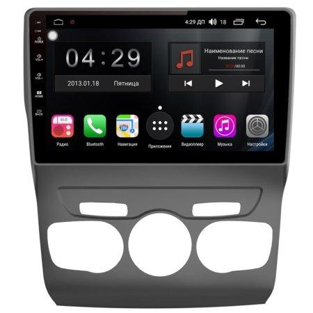 Штатная магнитола FarCar s300 для Citroen C4 на Android (RL2006R)