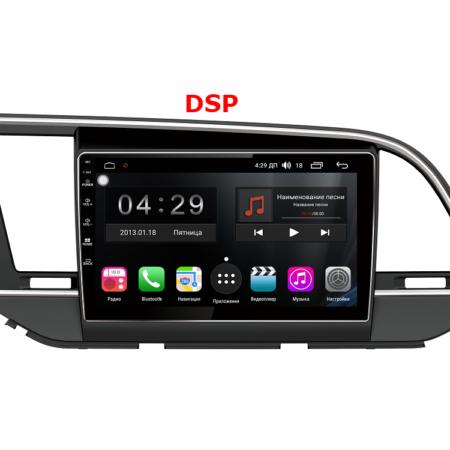 Штатная магнитола FarCar s300 для Hyundai Elantra на Android (RL581R)