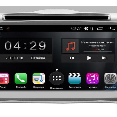 Штатная магнитола FarCar s300 для Subaru Legacy (2009-) Outback (2009-2014) на Android (RL061)