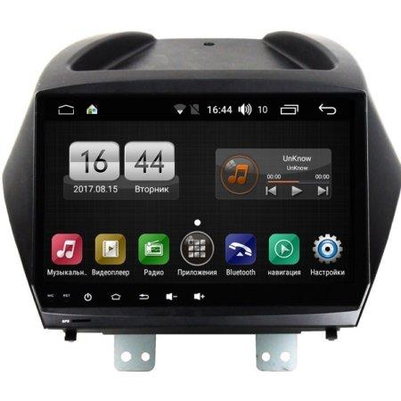Штатная магнитола Hyundai ix35 Android FarCar s175 (L361R)