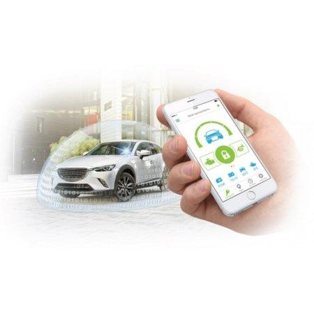 Автосигнализации с GSM/GPS/Bluetooth