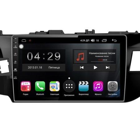 Штатная магнитола FarCar s300 для Toyota Corolla 2013+ на Android (RL307R)
