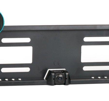 Рамка номерного знака с камера заднего вида / парктрониками