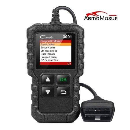 Автомобильный сканер Launch CR 3001 (CReader)