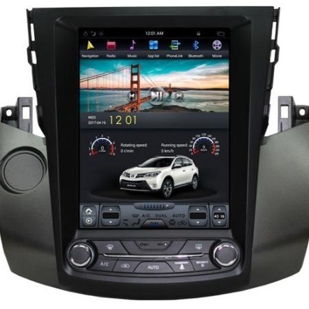 Штатная магнитола для Toyota RAV4 2006-2012 Carmedia ZF-1121