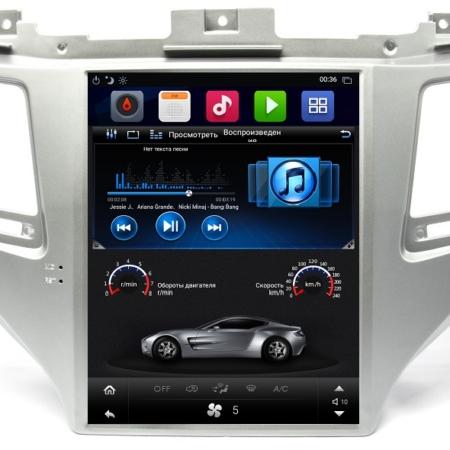 Штатная магнитола FarCar для Hyundai Tucson 2015+ Android Tesla (T546)