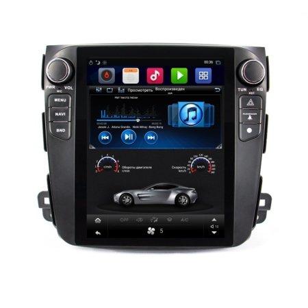 Штатная магнитола FarCar для Mitsubishi Outlander XL,Citroen C-Crosser, Peugeot 4007 Android Tesla (T056)