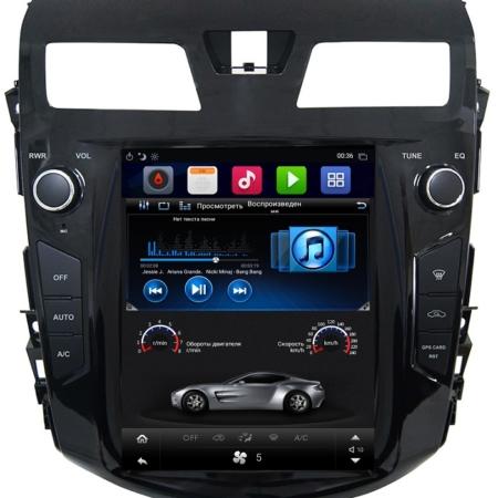 Штатная магнитола FarCar для Nissan Teana 2013+ Android Tesla (T2004)