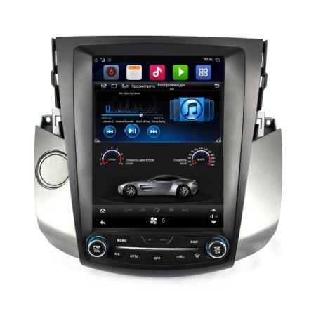 Штатная магнитола FarCar для Toyota Rav 4 2006-2012 Android Tesla (T018)