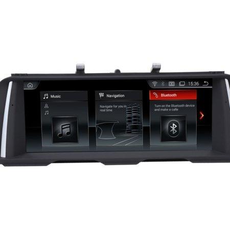 """Штатная магнитола Parafar с IPS матрицей 10.25"""" для BMW 5 Series F10/F11 2011-2012 CIC на Android 8.1.0 (PF8208i)"""