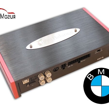 Best Balance DSP-6L (BMW Hi-Fi Edition) 6-канальный усилитель DSP