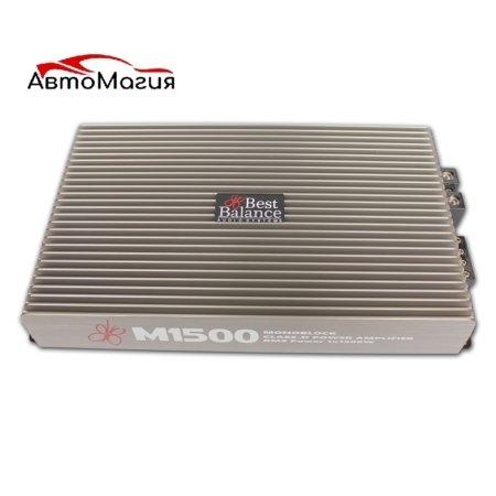 Best Balance M1500 моноусилитель