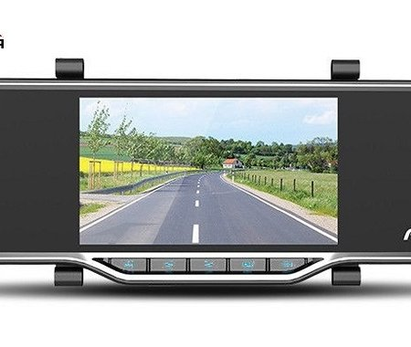 Видеорегистратор-зеркало Pioneer VREC-200CH 2