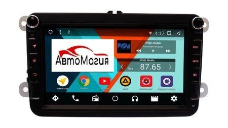 Штатная магнитола для Volkswagen Skoda AM-3143 Android