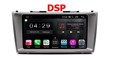 Штатная магнитола FarCar s300-SIM 4G для Toyota Camry на Android (RG1171R)