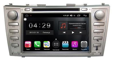 Штатная магнитола FarCar s300 для Toyota Camry на Android (RL064)