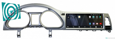 Штатная магнитола Parafar для Audi Q7 2010-2013 на Android 7.1.1 (PF301P)
