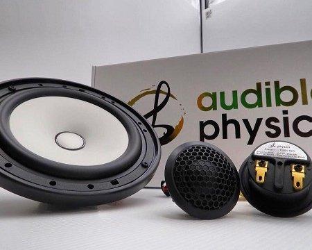 Тест 3-полосных акустических систем Audible Physics Avatar