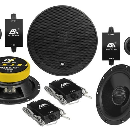 ESX QXE6.2C 2-компонентная акустика
